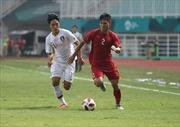 Sự hợp lý trong lối chơi giúp Olympic Việt Nam giữ được sự dẻo dai