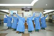 Những thông điệp chống dịch COVID-19 đầy tâm huyết của những 'chiến sĩ' ngành y