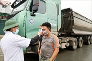 Cách ly toàn xã hội chống dịch COVID-19: 30 chốt ra vào Hà Nội bắt đầu triển khai hoạt động