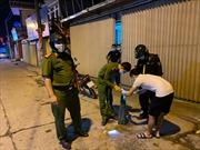 Đảm bảo an toàn cho thôn Hạ Lôi trước giờ gỡ bỏ lệnh phong tỏa