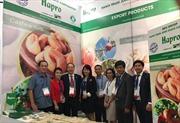 Thành viên Tập đoàn BRG ký hợp đồng xuất khẩu triệu USD trong Hội nghị Điều Quốc tế Việt Nam 2018