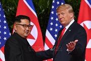 Nhà lãnh đạo Kim Jong-un gửi thông điệp tới Tổng thống Mỹ Donald Trump