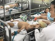 Khẩn trương dự trữ thuốc điều trị bệnh tay chân miệng