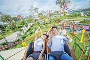 Vinpearl Land giữa lòng Hà Nội, tiện ích 'khủng' kế cận đại đô thị VinCity Ocean Park