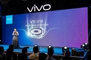 Vivo V11 - màn hình giọt nước, cảm biến vân tay dưới màn hình về Việt Nam