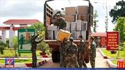 Bắt vụ hàng lậu khủng tại Bình Phước