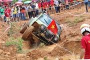 Khởi tranh giải đua ô tô địa hình hấp dẫn nhất Việt Nam 2018