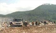 Xử lý ô nhiễm môi trường khu vực bãi rác Khánh Sơn
