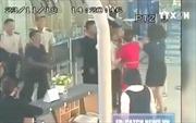 Khởi tố 3 đối tượng hành hung nhân viên sân bay tại Thanh Hóa