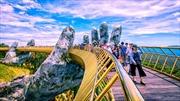 Cầu Vàng là đại diện duy nhất của Việt Nam lọt top ảnh du lịch ấn tượng năm 2018 của CNN