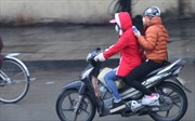 Thời tiết ngày 3/1: Bắc Bộ mưa rét, bão số 1 gây mưa lớn ở Nam Bộ