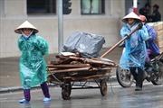 Thời tiết ngày 11/1: Hà Nội có sương mù, mưa rải rác, trời rét