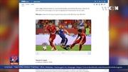 FIFA dành lời khen ngợi cho đội tuyển Việt Nam
