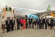 Sân bay Vân Đồn chính thức chào đón hãng hàng hàng không thứ ba