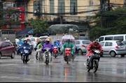 Thời tiết ngày 18/2: Hà Nội mưa rào, có nơi có dông