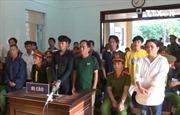 Xét xử vụ án gây rối tại huyện Tuy Phong, Bình Thuận