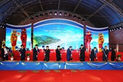 Quảng Ninh chính thức khởi công dự án cao tốc Vân Đồn – Móng Cái trị giá nửa tỷ đô