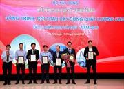 Tổ hợp khách sạn Sheraton Grand Đà Nẵng Resort đạt HCV giải 'Công trình xây dựng chất lượng cao' năm 2018
