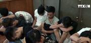 24 người sử dụng ma túy trong quán karaoke ở Đồng Nai