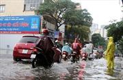 Thời tiết ngày 18/6: Hà Nội mưa to, Trung Bộ nắng nóng
