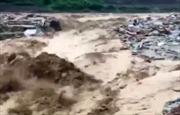 Mưa lũ tại Lai Châu làm bốn người mất tích