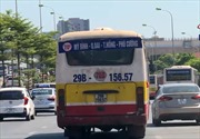 Buýt 'nhái' lộng hành trên tuyến phố Hà Nội