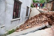 Bất an về 'hố tử thần' làm sụt lún ngôi nhà 2 tầng tại xã An Tiến (Hà Nội)