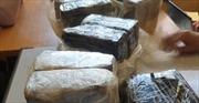 Bộ đội Biên phòng Lào Cai bắt giữ gần 10 kg ma túy đá