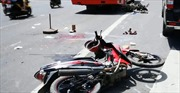 Bé trai tử vong sau va chạm giữa hai xe máy