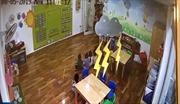 Trường mầm non nhốt trẻ vào tủ đồ bị dừng hoạt động