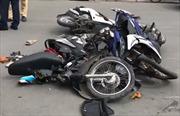Tai nạn liên hoàn khiến 2 người bị thương tại Thành phố Hồ Chí Minh