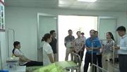 Vừa đi làm trở lại, công nhân Công ty Golden Victory Việt Nam tiếp tục bị ngộ độc