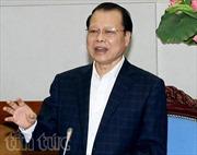 Thi hành kỷ luật nguyên Phó Thủ tướng Vũ Văn Ninh bằng hình thức cảnh cáo