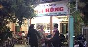Cướp tiệm vàng tại Long An