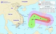 Thời tiết ngày 3/12: Bão Kamuri đi vào Biển Đông, vùng núi cao Bắc Bộ có nơi dưới 10 độ C