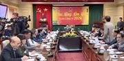 Bộ Y tế họp khẩn về công tác phòng chống dịch bệnh viêm phổi do virus corona mới