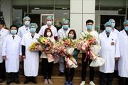Ba bệnh nhân nhiễm virus Corona điều trị tại Hà Nội được xuất viện