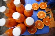 Thu tiền triệu mỗi ngày nhờ bán nước ép trái cây mùa dịch COVID-19