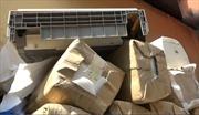 TP Hồ Chí Minh bắt giữ lô hàng điện lạnh nhập lậu
