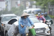Thời tiết ngày 29/3: Không khí lạnh gây mưa ở Bắc Bộ và Bắc Trung Bộ