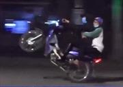Bắt nhiều 'phượt thủ' lạng lách, đánh võng xe máy ở Tam Đảo