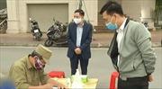 Nam Định xử phạt nhiều trường hợp không đeo khẩu trang