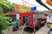 Hỏa hoạn thiêu rụi ngôi nhà ở ngõ 1 phố Lĩnh Nam (Hà Nội)