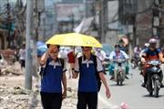Thời tiết ngày 25/5: Bắc Bộ và Trung Bộ có nơi nắng nóng đặc biệt gay gắt, chiều tối mưa dông