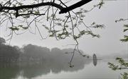 Thời tiết ngày 13/12: Không khí lạnh suy yếu, nhiệt độ ở Bắc Bộ tăng dần