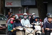 Thời tiết ngày 13/11: Không khí lạnh gây mưa rào và dông ở Bắc Bộ