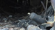 Cháy nhà ở Hải Dương, hai mẹ con tử vong