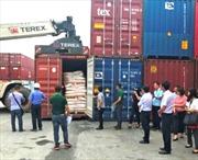 Đề xuất 2 phương án xử lý các container phế liệu tồn đọng tại cảng biển