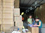 Nhiều kho hàng lậu vi phạm kéo dài, cần xác định trách nhiệm trong công tác quản lý