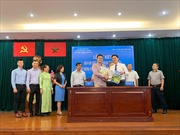 Grab Việt Nam chia sẻ dữ liệu thông tin với Sở Giao thông Vận tải